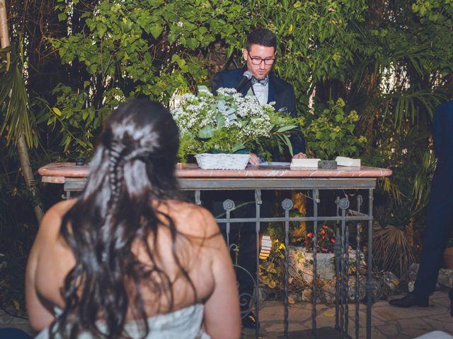 La boda de Carlos y Sonia en Chinchon, Madrid 18