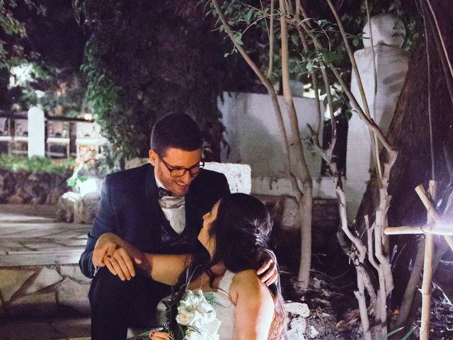 La boda de Carlos y Sonia en Chinchon, Madrid 2