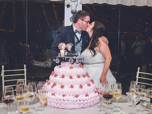 La boda de Carlos y Sonia en Chinchon, Madrid 31