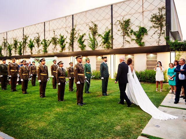 La boda de Pedro Pablo y Cristina en Almendralejo, Badajoz 22