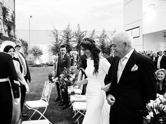 La boda de Pedro Pablo y Cristina en Almendralejo, Badajoz 24