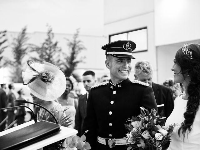 La boda de Pedro Pablo y Cristina en Almendralejo, Badajoz 25