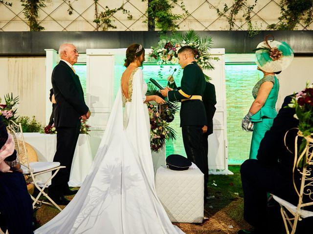 La boda de Pedro Pablo y Cristina en Almendralejo, Badajoz 29