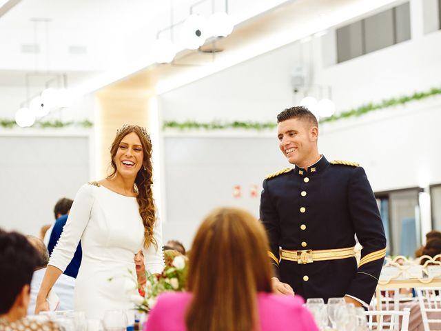 La boda de Pedro Pablo y Cristina en Almendralejo, Badajoz 45