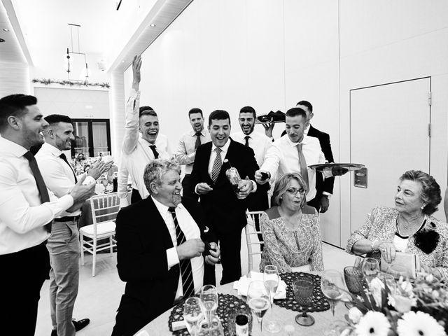 La boda de Pedro Pablo y Cristina en Almendralejo, Badajoz 46