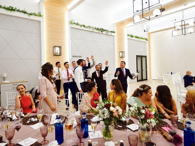 La boda de Pedro Pablo y Cristina en Almendralejo, Badajoz 47