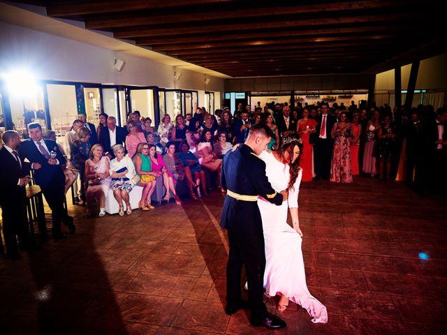 La boda de Pedro Pablo y Cristina en Almendralejo, Badajoz 50