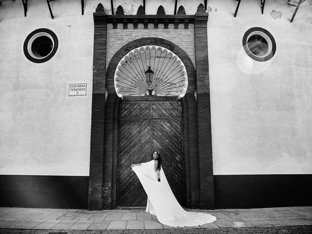 La boda de Pedro Pablo y Cristina en Almendralejo, Badajoz 57