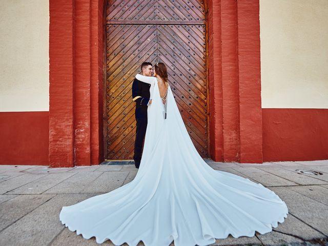 La boda de Pedro Pablo y Cristina en Almendralejo, Badajoz 59