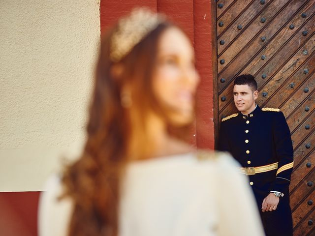 La boda de Pedro Pablo y Cristina en Almendralejo, Badajoz 61