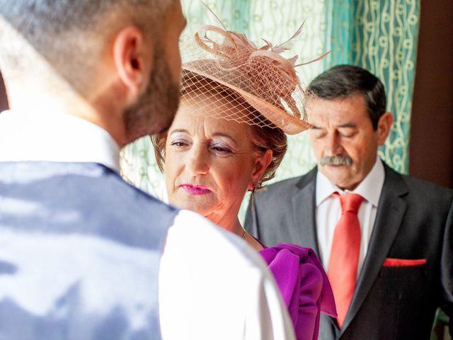 La boda de David y Paula en Zaragoza, Zaragoza 8
