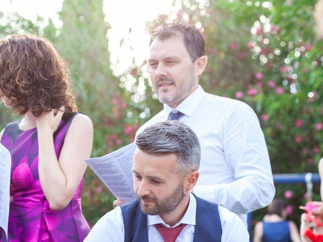 La boda de David y Paula en Zaragoza, Zaragoza 27