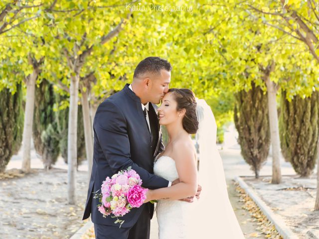 La boda de Myriam y Jesús