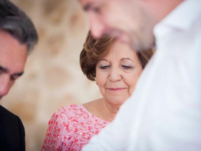 La boda de Carmen y José en Belmonte, Cuenca 6