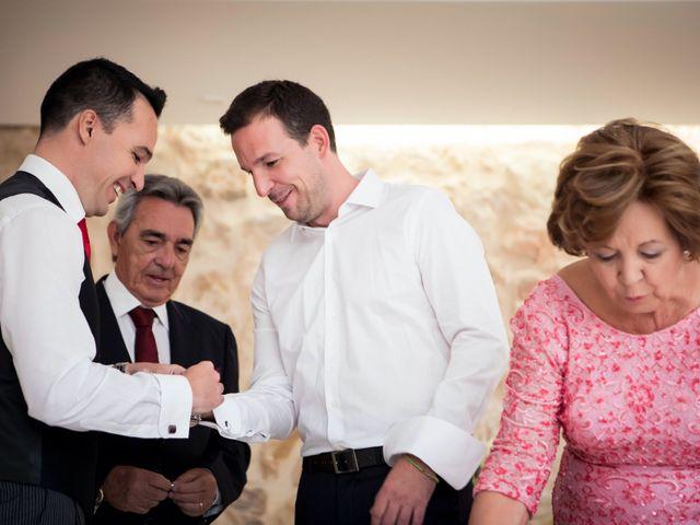 La boda de Carmen y José en Belmonte, Cuenca 7