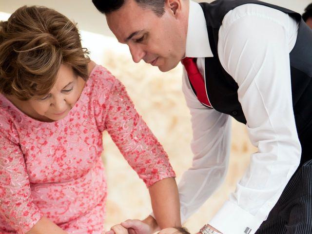 La boda de Carmen y José en Belmonte, Cuenca 8