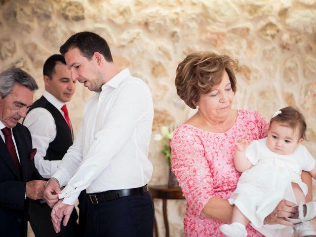 La boda de Carmen y José en Belmonte, Cuenca 10
