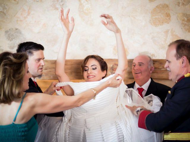 La boda de Carmen y José en Belmonte, Cuenca 18