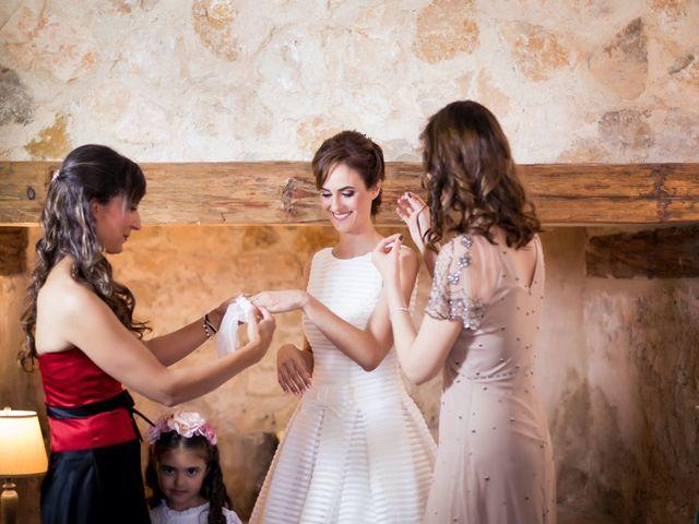 La boda de Carmen y José en Belmonte, Cuenca 23