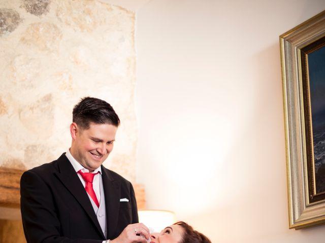 La boda de Carmen y José en Belmonte, Cuenca 28