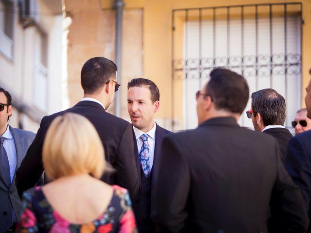 La boda de Carmen y José en Belmonte, Cuenca 29