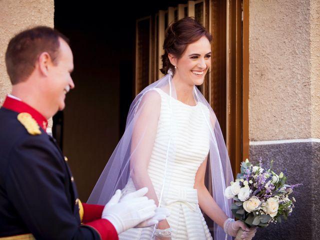 La boda de Carmen y José en Belmonte, Cuenca 33
