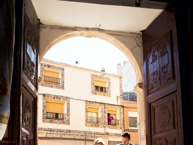 La boda de Carmen y José en Belmonte, Cuenca 36