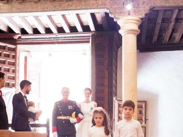 La boda de Carmen y José en Belmonte, Cuenca 37