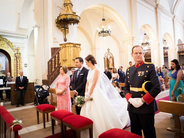 La boda de Carmen y José en Belmonte, Cuenca 38