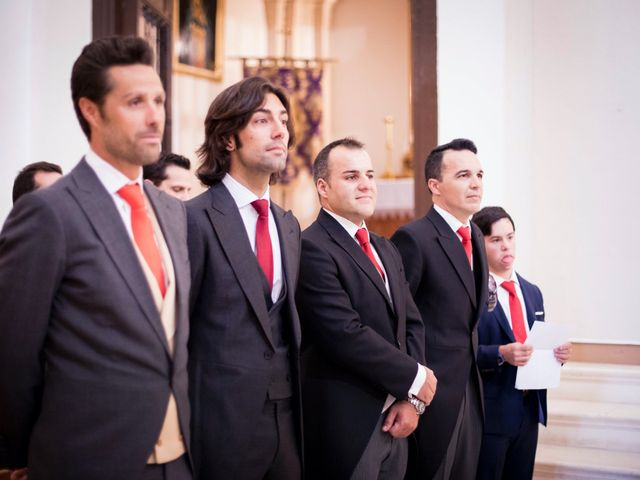 La boda de Carmen y José en Belmonte, Cuenca 39