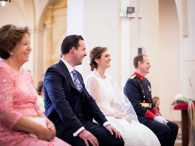 La boda de Carmen y José en Belmonte, Cuenca 43