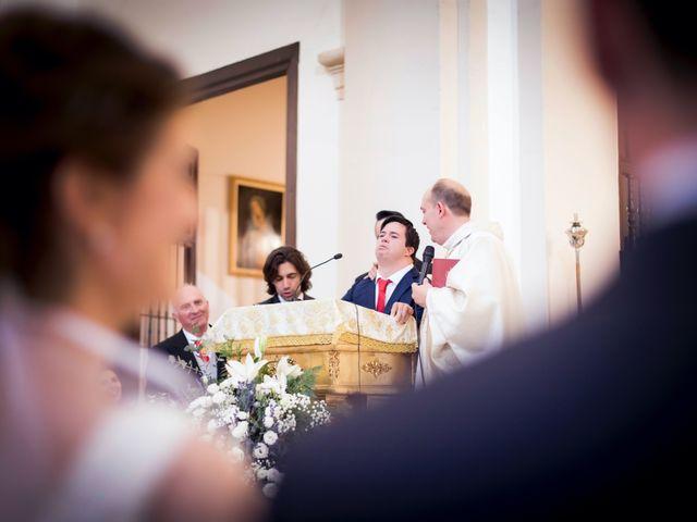 La boda de Carmen y José en Belmonte, Cuenca 47