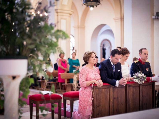 La boda de Carmen y José en Belmonte, Cuenca 55
