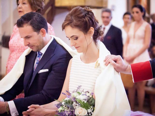 La boda de Carmen y José en Belmonte, Cuenca 57