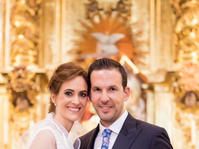La boda de Carmen y José en Belmonte, Cuenca 58