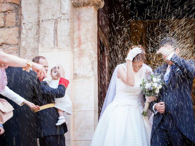 La boda de Carmen y José en Belmonte, Cuenca 59
