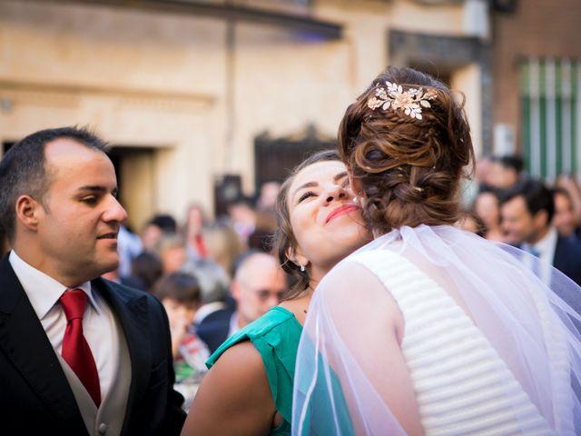 La boda de Carmen y José en Belmonte, Cuenca 61