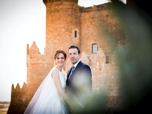 La boda de Carmen y José en Belmonte, Cuenca 66
