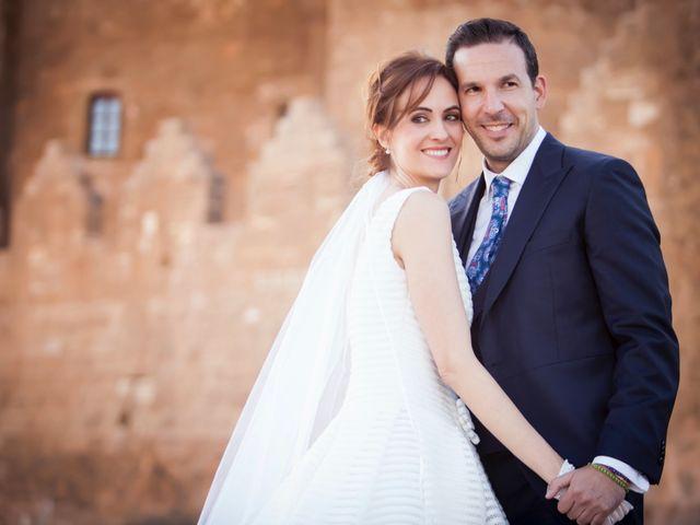 La boda de Carmen y José en Belmonte, Cuenca 67