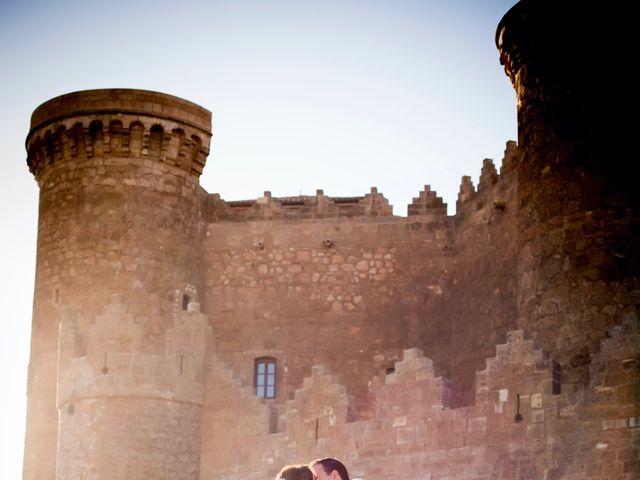 La boda de Carmen y José en Belmonte, Cuenca 68