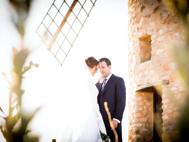 La boda de Carmen y José en Belmonte, Cuenca 71