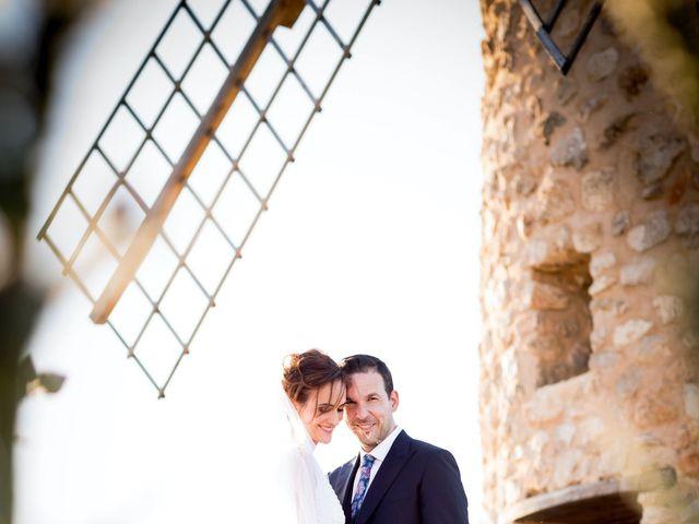 La boda de Carmen y José en Belmonte, Cuenca 72