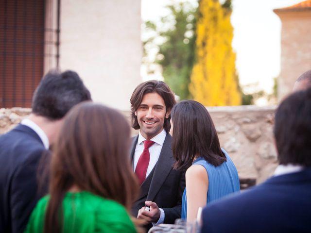 La boda de Carmen y José en Belmonte, Cuenca 75