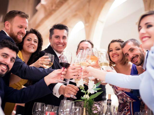 La boda de Carmen y José en Belmonte, Cuenca 78