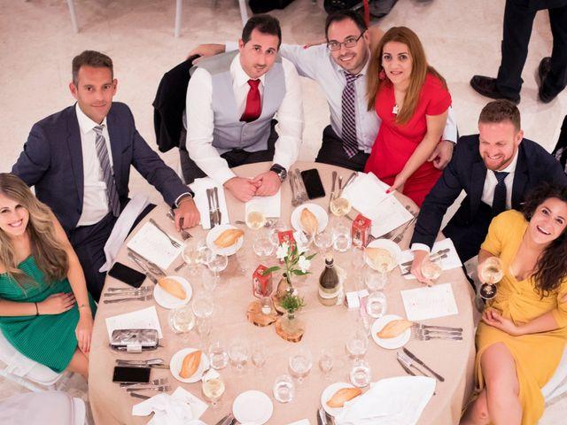 La boda de Carmen y José en Belmonte, Cuenca 79