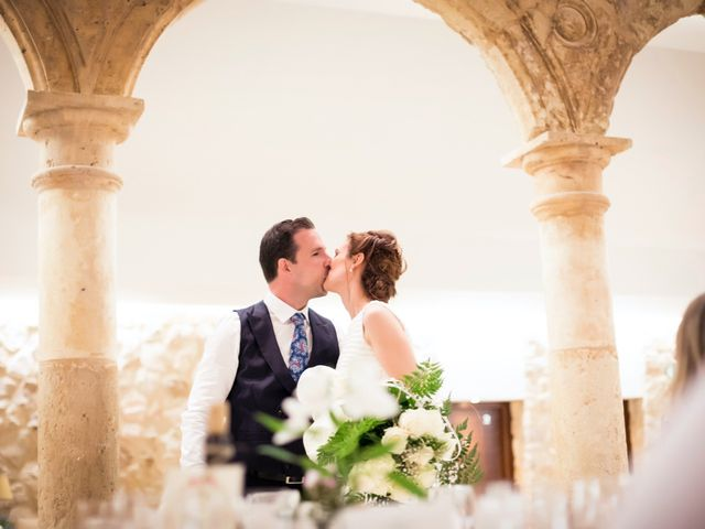 La boda de Carmen y José en Belmonte, Cuenca 83