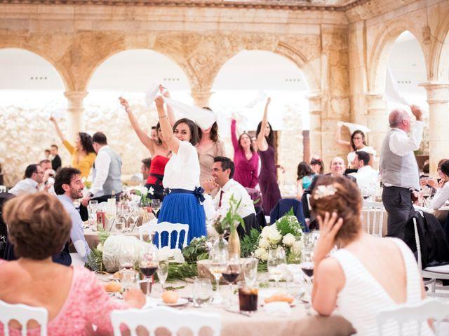 La boda de Carmen y José en Belmonte, Cuenca 84