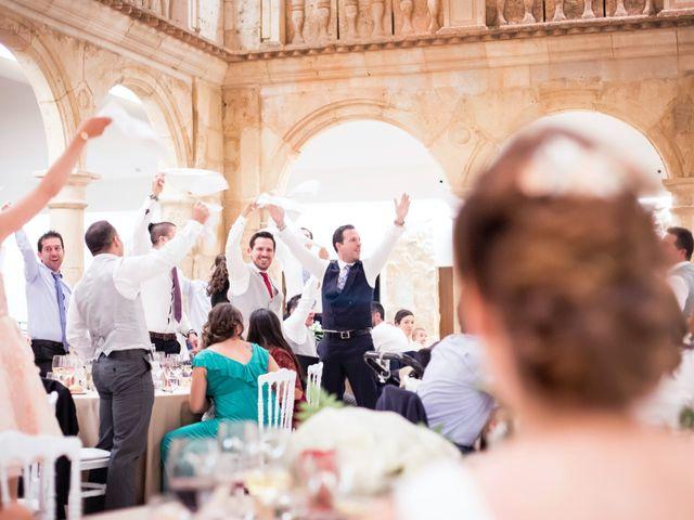 La boda de Carmen y José en Belmonte, Cuenca 85