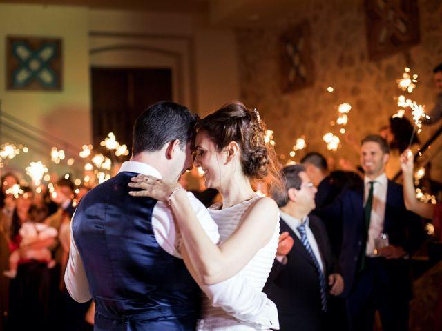 La boda de Carmen y José en Belmonte, Cuenca 88