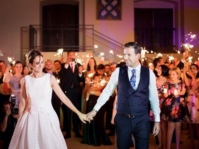 La boda de Carmen y José en Belmonte, Cuenca 89